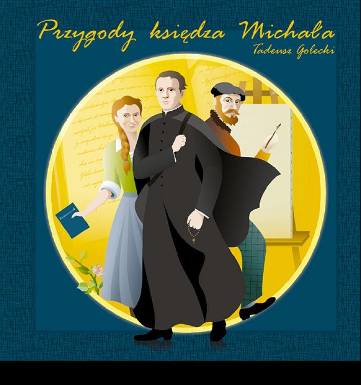 Prezentacja książki dla dzieci o ks. Sopoćce